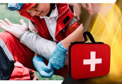 Imagem Destaque - Primeiros Socorros - Noções básicas